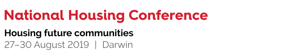 National Housing Conference 2019 | National Housing Conference 2019