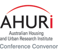 AHURi - The Australian Housing and Urban Research Institute