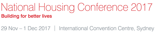 Logo National Housing Conference 2017
