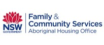 NSW Aboriginal Housing Office logo