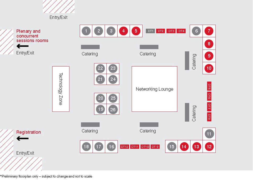 Exhibition Floorplan Feb