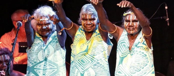 Tiwi Strong Women's Group to perform at NHC | National Housing